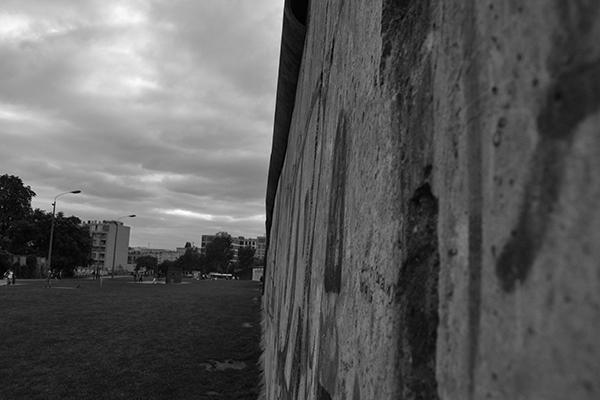 Frammenti del muro di Berlino
